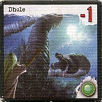 Monstruos: aquello que todos queremos apalizar Dhole