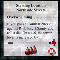 Riot monster marker back