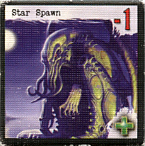 Star Spawn monster marker front