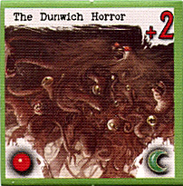 The Dunwich Horror monster marker front